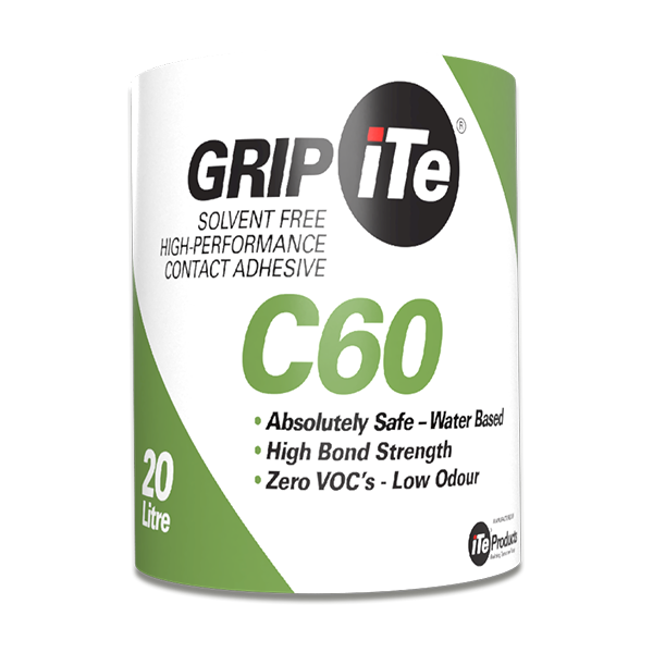 GRIPiTE C60 – Contact Adhesive, 20 Litre