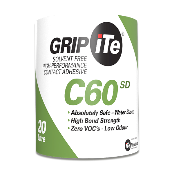 GRIPiTe C60 SD – Contact Adhesive, 20 Litre